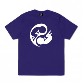 Camiseta Straight ALBZ Blanca