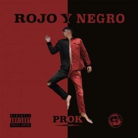PROK - ROJO Y NEGRO (Pre-order CD)