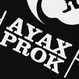 CAMISETA AYAX & PROK - BLANCA